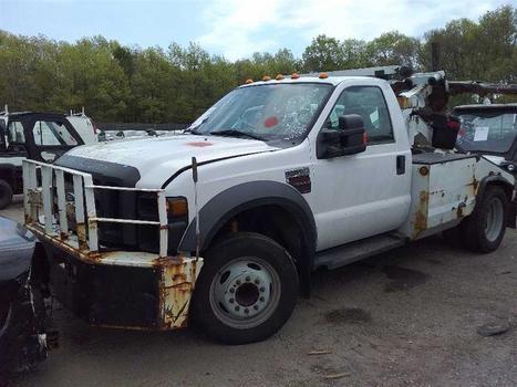 2008 Ford F550 S/D (Medford, NY 11763)
