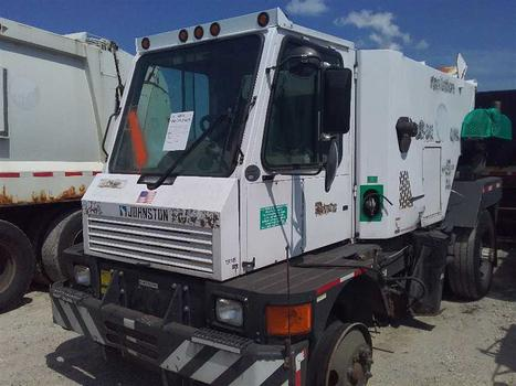2009 Johnston Street Sweeper (Medford, NY 11763)