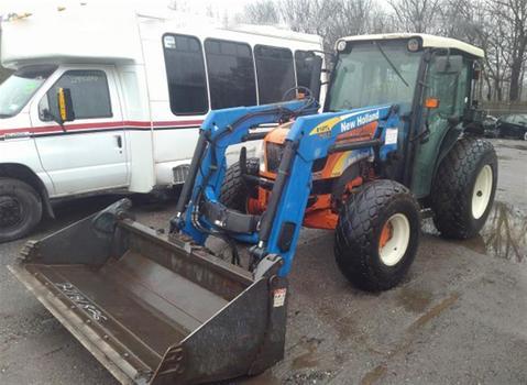 2009 New Holland T4020 (Medford, NY 11763)