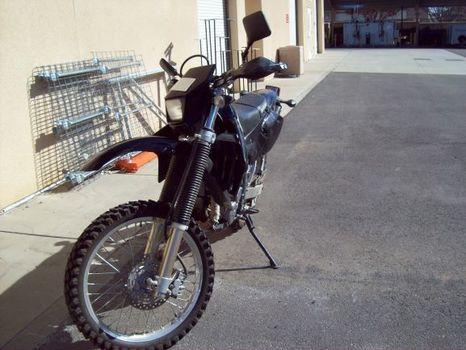 2009 Suzuki DR400 (Murrieta, CA 92562)