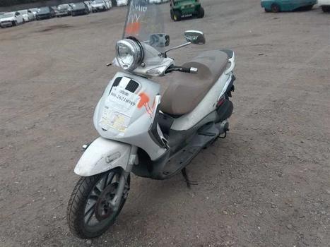 2010 Piaggio Bv250 (Medford, NY 11763)
