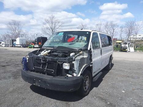 2011 Chevrolet Express (Brooklyn, NY 11214)