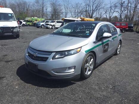 2011 Chevrolet Volt (Brooklyn, NY 11214)