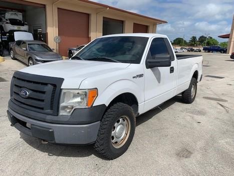 2011 Ford F150 (Hallandale Beach, FL 33009)