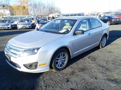 2011 Ford Fusion (Hartford, CT 06114)