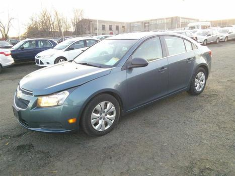 2012 Chevrolet Cruze (Hartford, CT 06114)