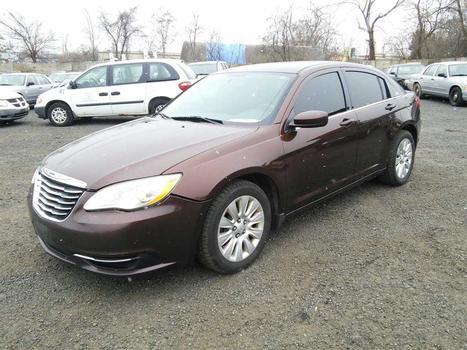 2012 Chrysler 200LX (Hartford, CT 06114)