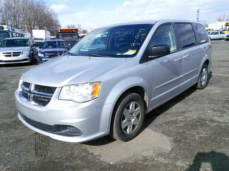 2012 Dodge Caravan (Hartford, CT 06114)