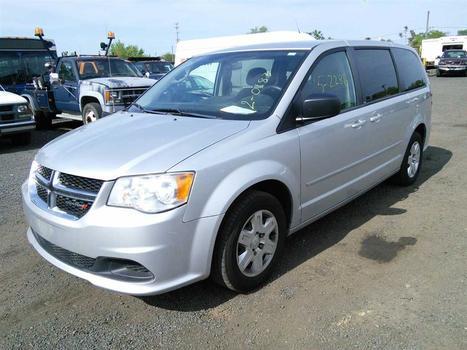 2012 Dodge Grand Caravan (Hartford, CT 06114)