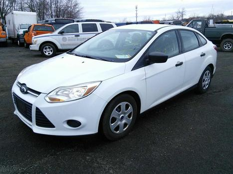 2012 Ford Focus S (Hartford, CT 06114)