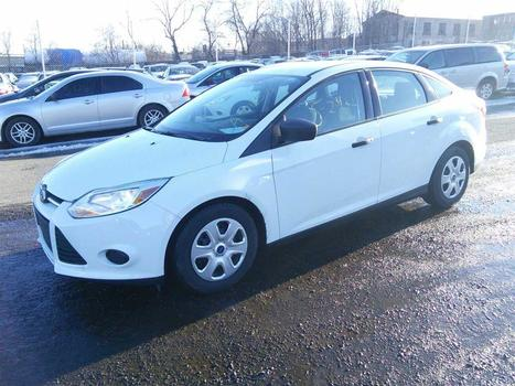 2012 Ford Focus S (Hartford, CT 06114)