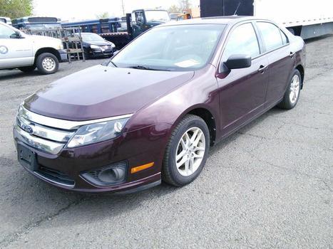 2012 Ford Fusion (Hartford, CT 06114)