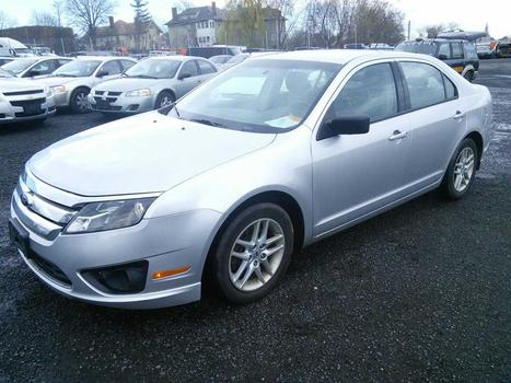 2012 Ford Fusion S (Hartford, CT 06114)