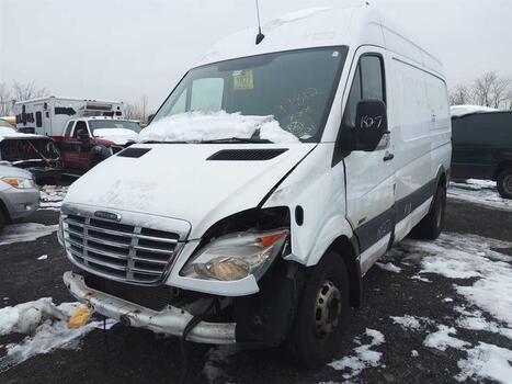 2012 Freightliner Sprinter3500 (Brooklyn, NY 11214)