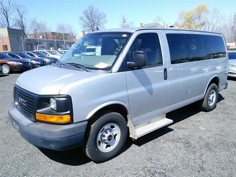 2012 GMC Savana (Hartford, CT 06114)