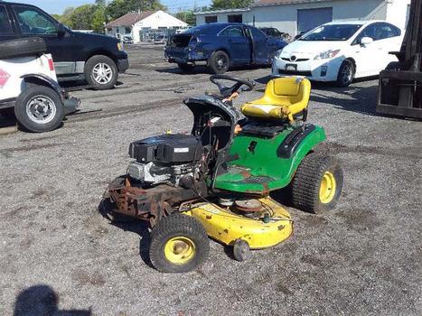 2012 John Deere D110 (Medford, NY 11763)