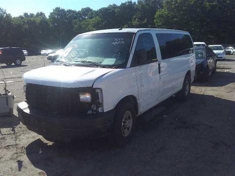 2013 Chevrolet Express (Medford, NY 11763)
