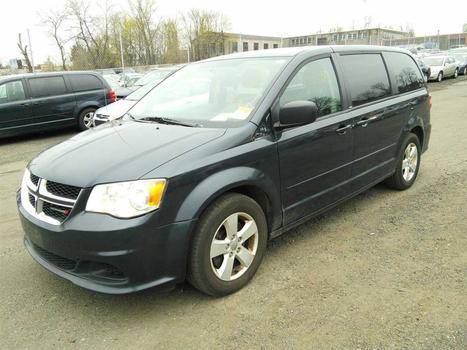 2013 Dodge Grand Caravan (Hartford, CT 06114)