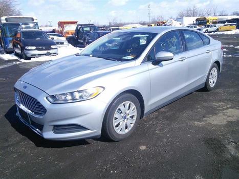 2013 Ford Fusion S (Hartford, CT 06114)