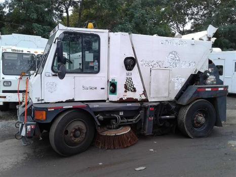 2013 Johnston Street Sweeper (Brooklyn, NY 11214)