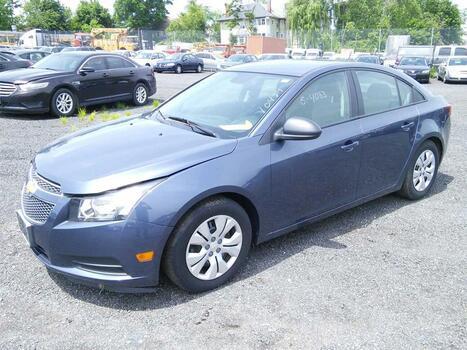 2014 Chevrolet Cruze (Hartford, CT 06114)