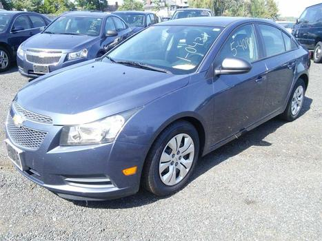 2014 Chevrolet Cruze (Hartford, CT 06114)