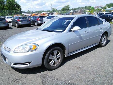 2014 Chevrolet Impala (Hartford, CT 06114)