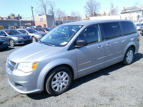 2014 Dodge Grand Caravan (Hartford, CT 06114)
