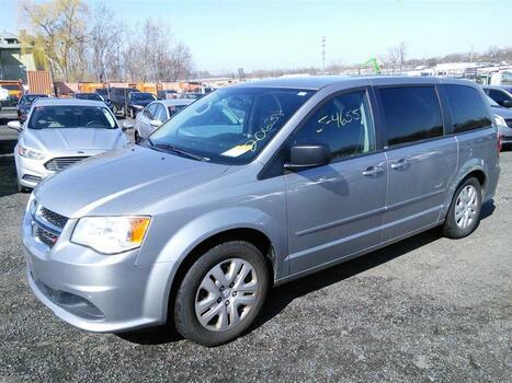 2014 Dodge Grand Caravan (Hartford, CT 06114)