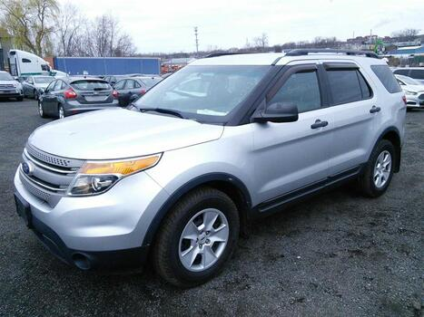 2014 Ford Explorer (Hartford, CT 06114)