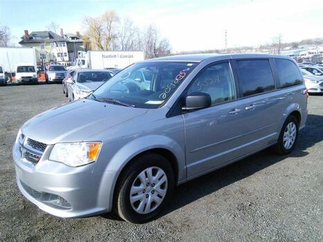 2015 Dodge Grand Caravan (Hartford, CT 06114)