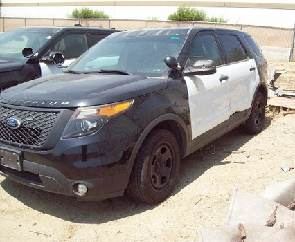 2015 Ford Police Interceptor Utility (Murrieta, CA 92562)