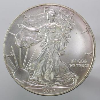 2015 Silver American Eagle
