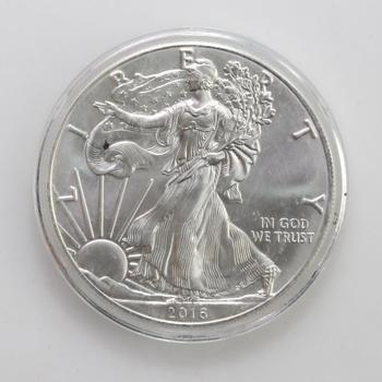 2016 Silver American Eagle