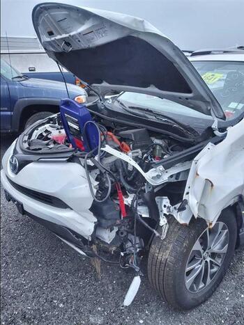 2016 Toyota Rav4 Hybrid (Brooklyn, NY 11214)