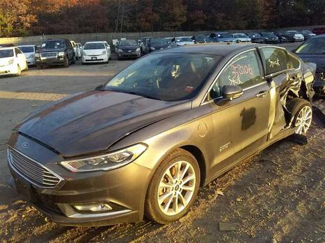 2017 Ford Fusion Energi (Medford, NY 11763)