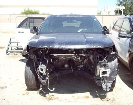 2018 Ford Police Interceptor Utility (Murrieta, CA 92562)