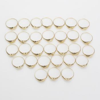 20g Of 14kt Gold Rings