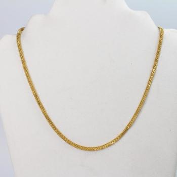 21k Gold 11.04g Necklace