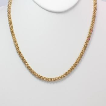 21kt Gold 24.89g Necklace