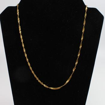 22k Gold 13.42g Necklace