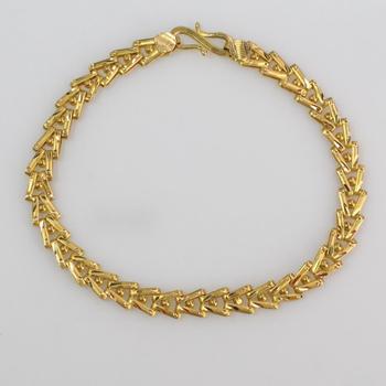 22k Gold 9.25g Bracelet