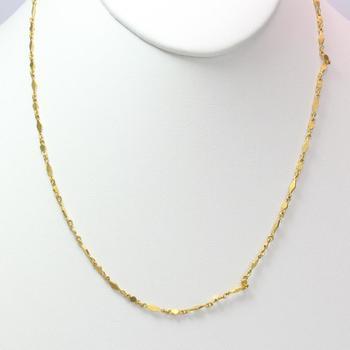 23kt Gold 8.7g Necklace
