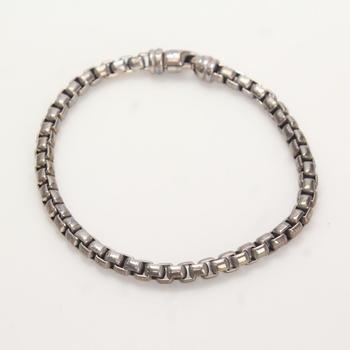30.50g Silver David Yurman Bracelet