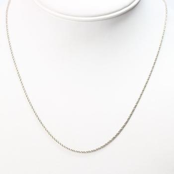 3.34g Silver Necklace