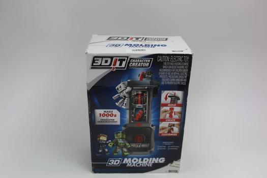 3D IT Character Creator Molding Machine | Property Room
