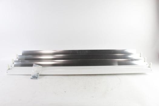 4' 3 Bulb T8 Light Fixture