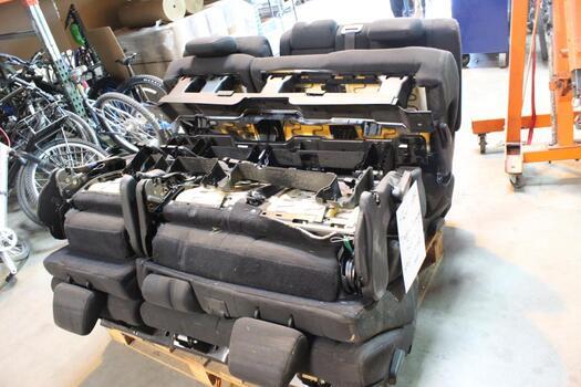 4 Rear 2020 Dodge Durango Seats