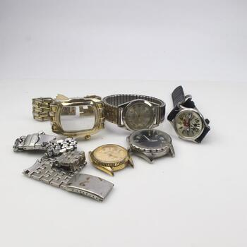 4 Watches And Band