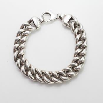 40.90g Silver Milor Bracelet